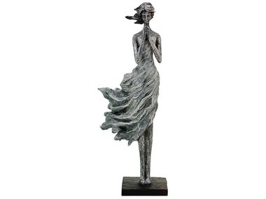 Exner Figuur 'Braving the Wind'