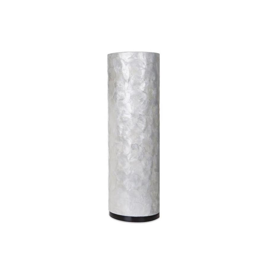 Villaflor Villaflor schelpenlamp - Full Shell - tafellamp - Cilinder - 40 cm