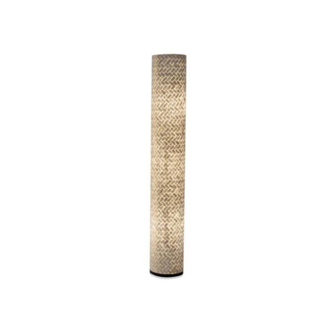 Schelpenlamp - Zigzag - Cilinder - 200 cm