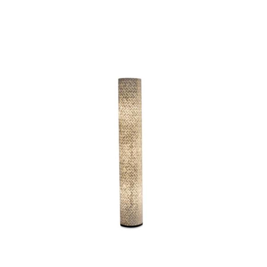 Zigzag - vloerlamp - Cilinder - hoogte 150 cm