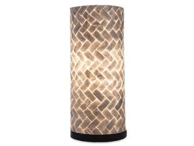 Villaflor Schelpenlamp - Zigzag - Cilinder - 40 cm