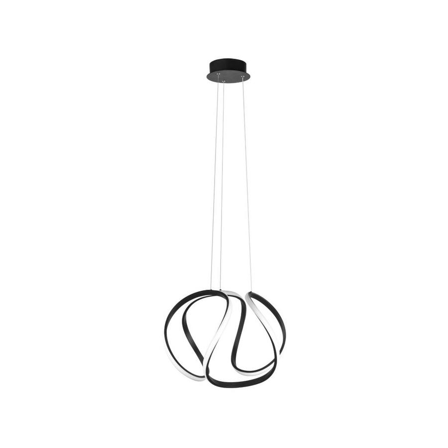 High Light Hanglamp KYRA Zwart