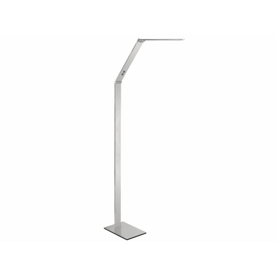 High Light Vloerlamp Optimus Aluminium