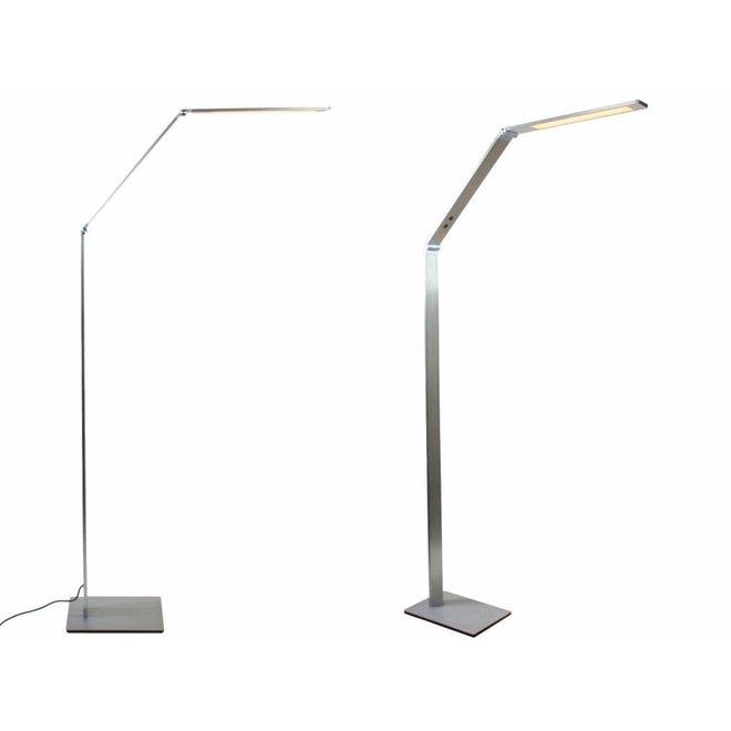 Vloerlamp Optimus Aluminium