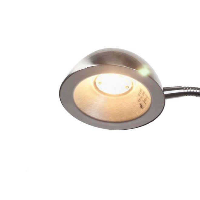 Leeslamp Parma Staal
