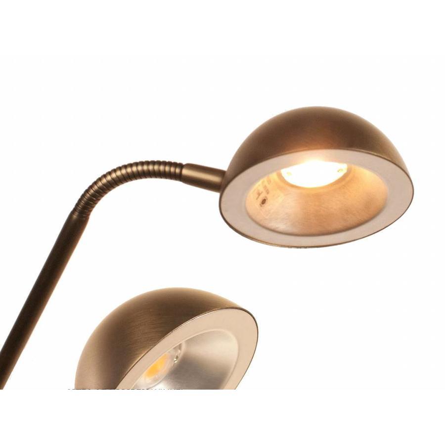 High Light Leeslamp Parma Brons