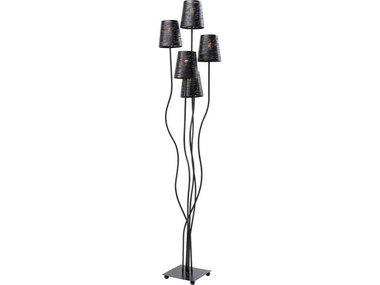 Kare Floor Lamp Flexible Black