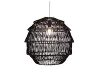 Villaflor Artichoke hanglamp zwart