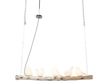 Kare Pendant Lamp Dining Birds