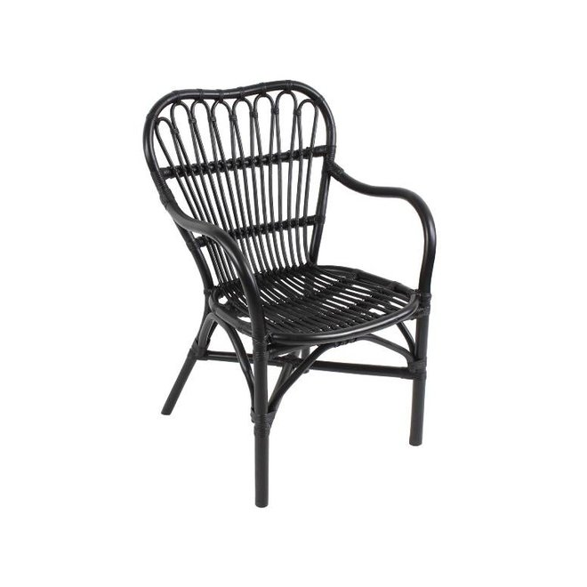Rotan fauteuil Cuba