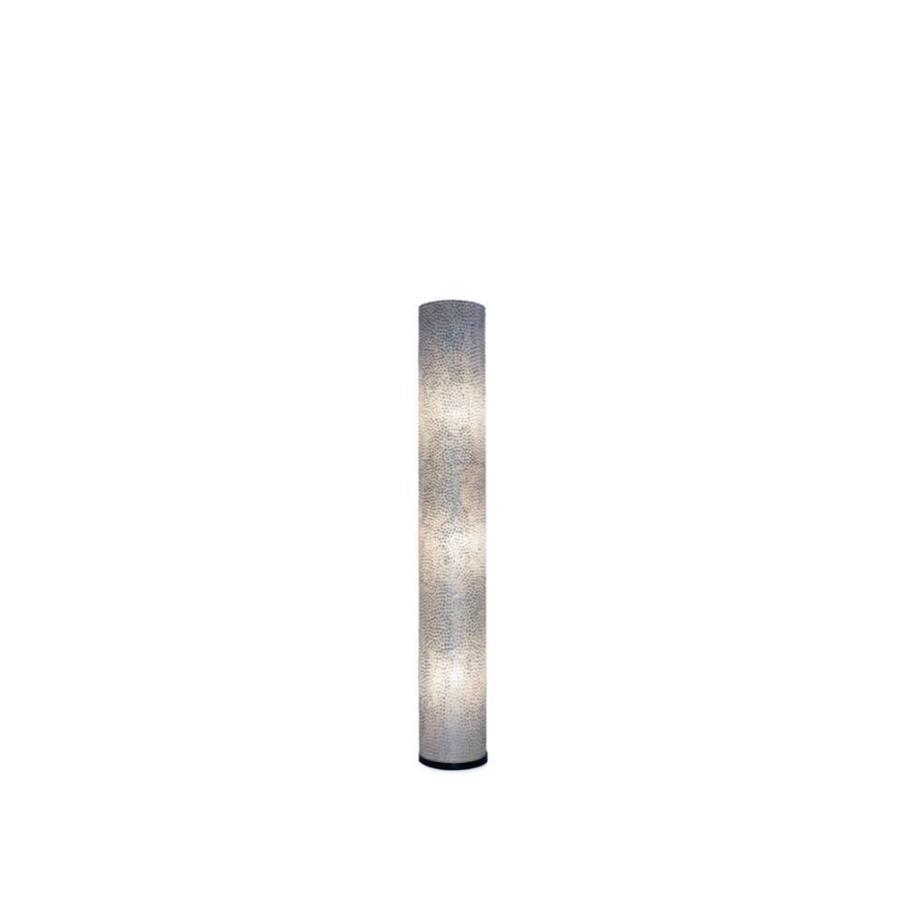 Wangi White - vloerlamp - Cilinder - hoogte 150 cm