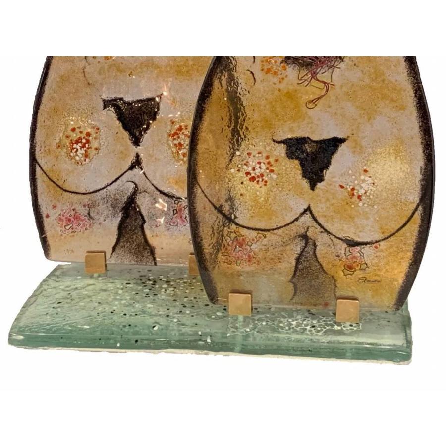 Eratini Artistic Glas 'two Naked Woman'
