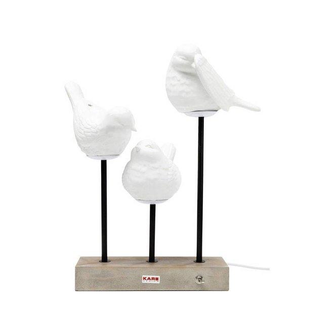 Table Lamp Birds
