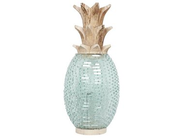 Pole to Pole Table Lamp Pineapple