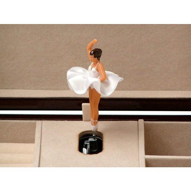 Lakdoos Ballerina, Het Zwanenmeer
