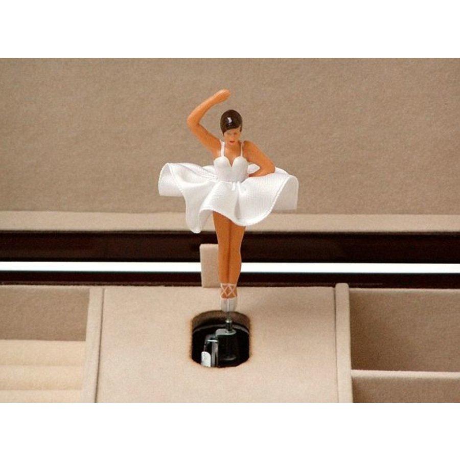 Böhme Lakdoos Ballerina, Het Zwanenmeer