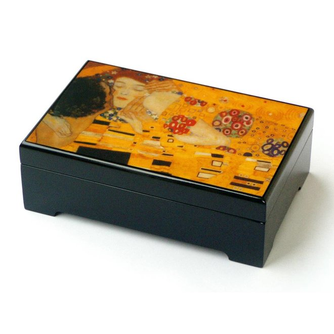 Lakdoos Klimt, De Kus