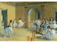 Böhme Lakdoos Ballet Studio, Ballerina