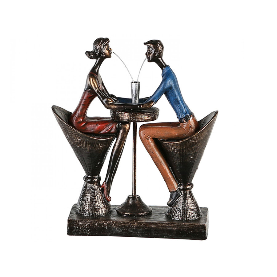 Casablanca Figuur 'Table for Two'