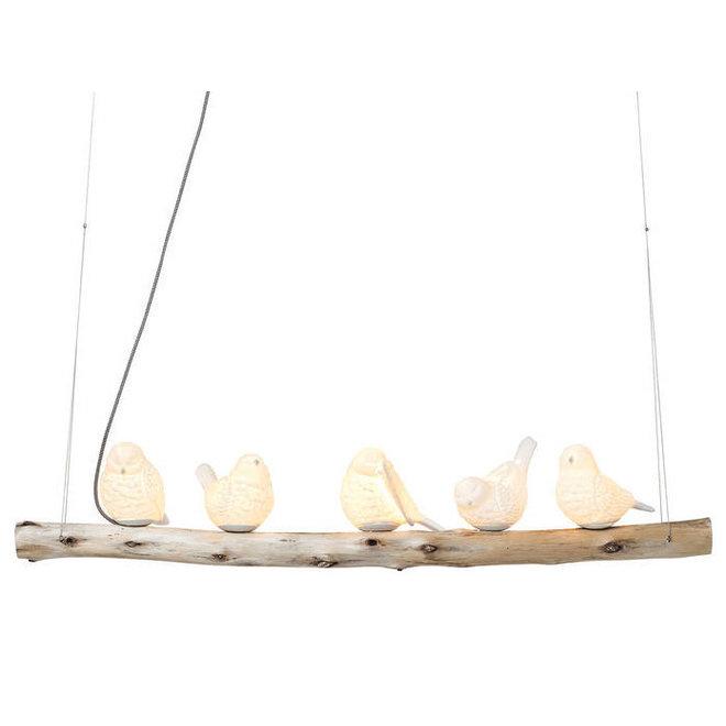 Pendant Lamp Dining Birds