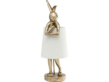 Kare Table Lamp Animal Rabbit
