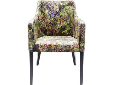 Kare Chair Green Dschungel