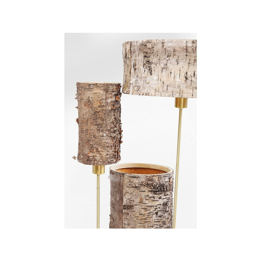 Kare Floor Lamp Corteccia