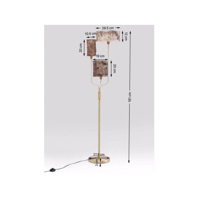 Floor Lamp Corteccia