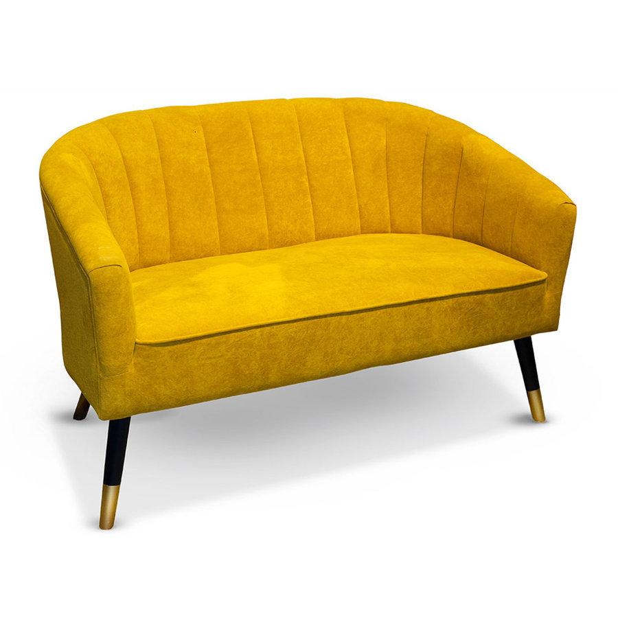 Gilde Sofa Velvet Sole