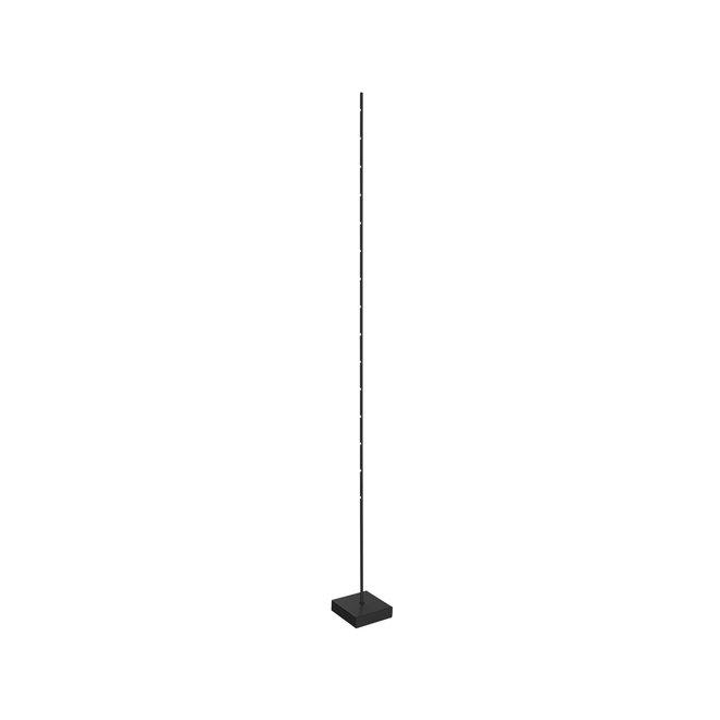 Sompex Vloerlamp Pin, zwart
