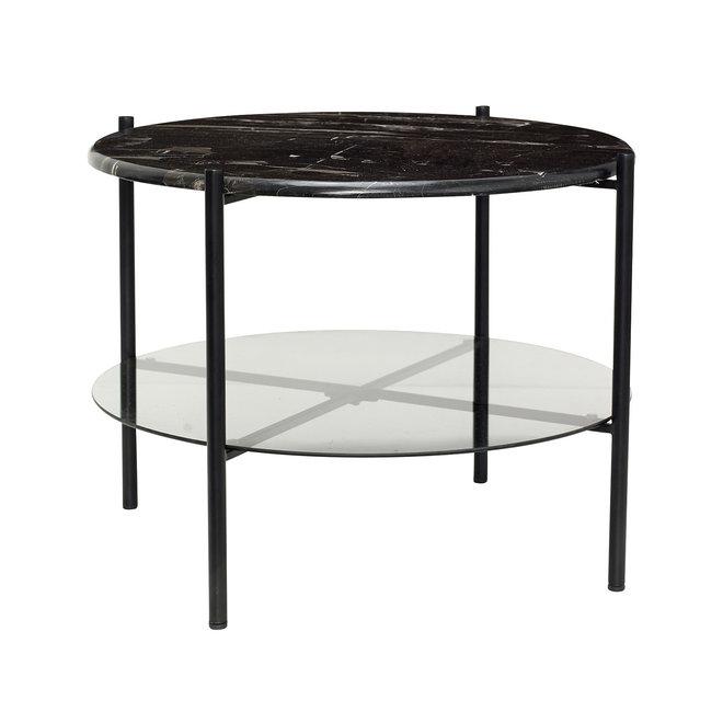 Table Marble Black
