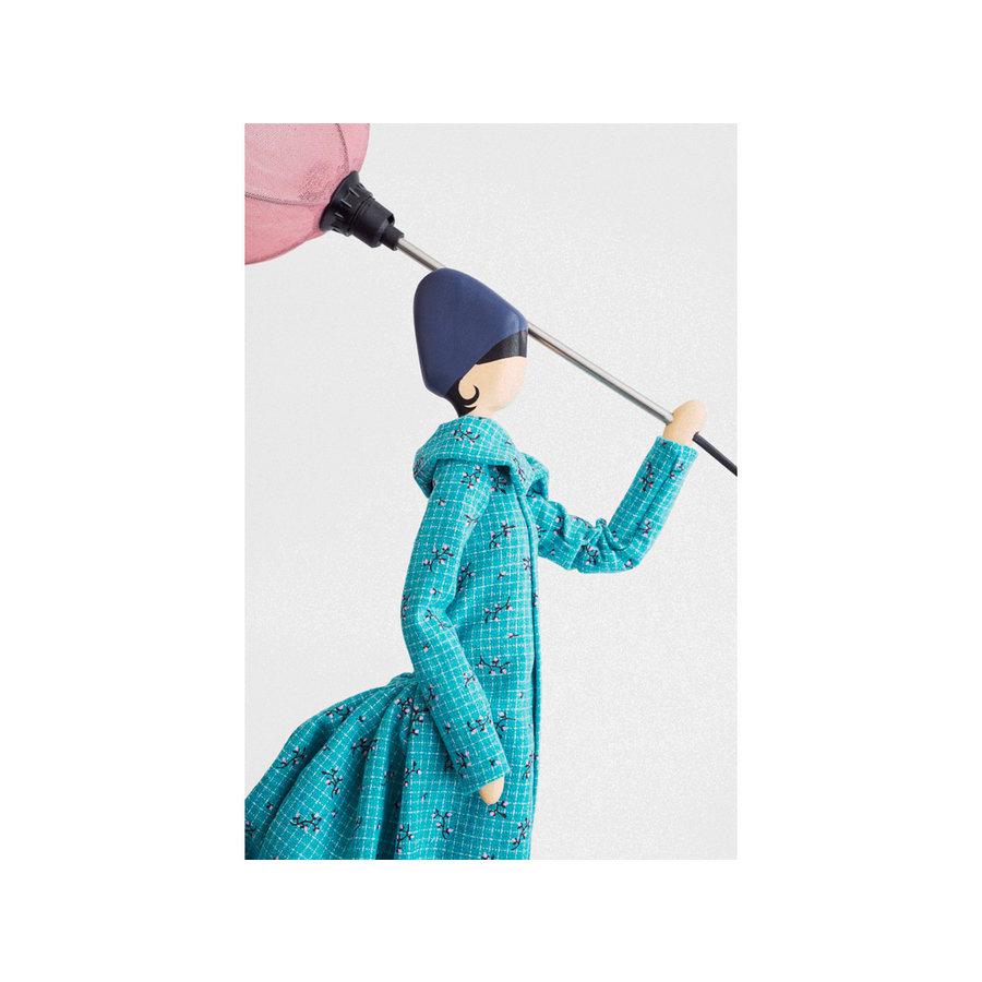 Skitso Skitso Tafellamp Paraplu dame Bler