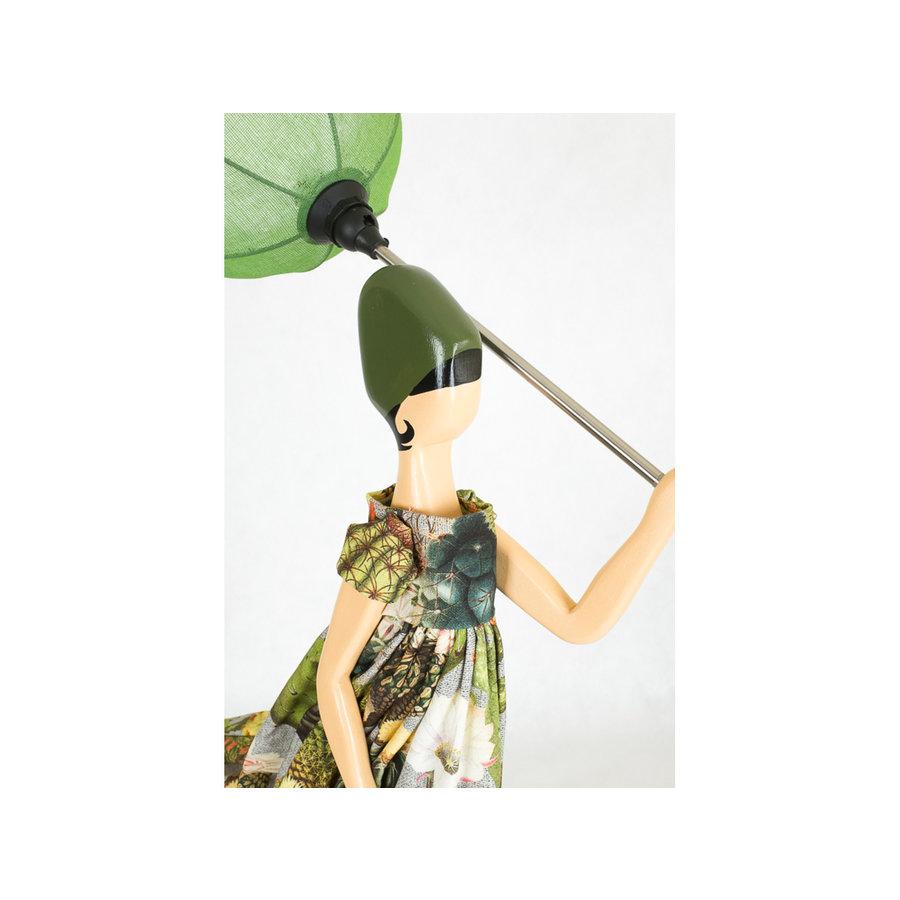 Skitso Skitso Tafellamp Paraplu dame Agatha