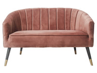 Present time Sofa Royal Velvet