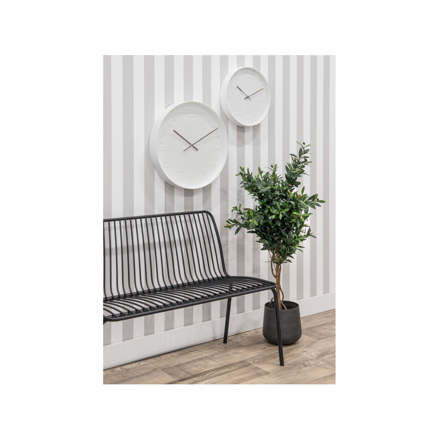 Present time Outdoor Bench Lineate