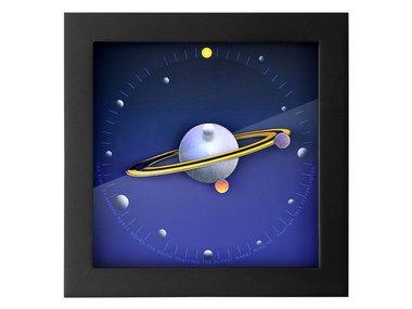 Elliot CleverClocks - Saturn M