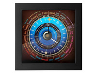 Elliot CleverClocks - World Time L