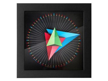 Elliot CleverClocks - Triangle L
