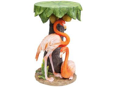 Kare SideTable Flamingo