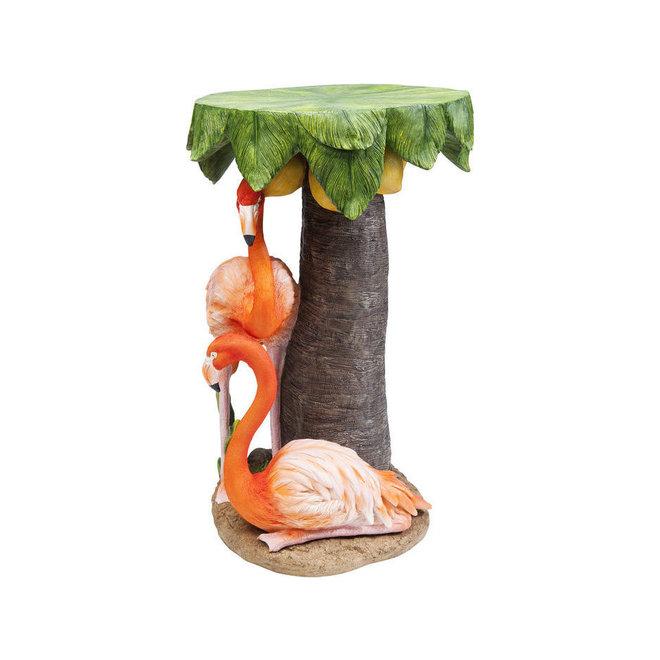 Side Table Animal Flamingo Road