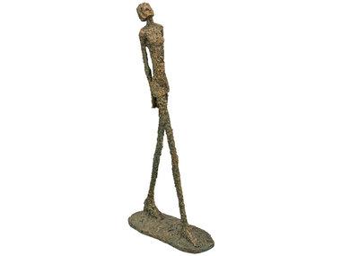 Exner Deco Vrouw, lopend