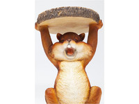 Kare Side Table Animal Mini Squirrel