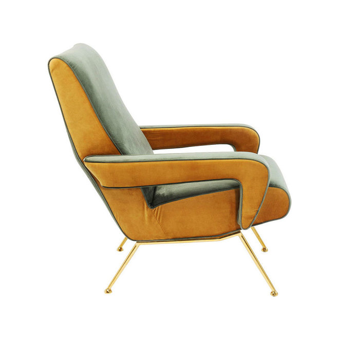Arm Chair Luna High Green