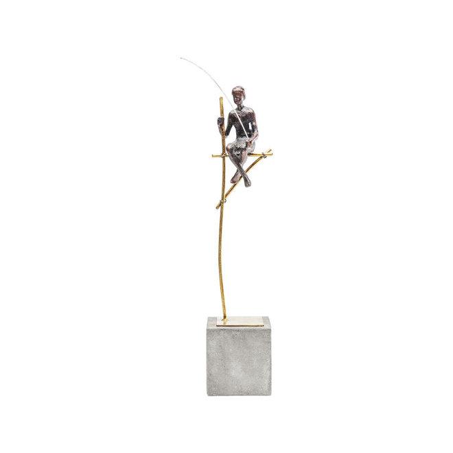 Deco Object Stilt Fisher Man