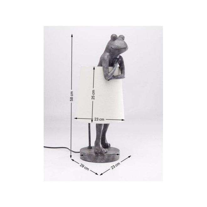 Tafellamp Kikker