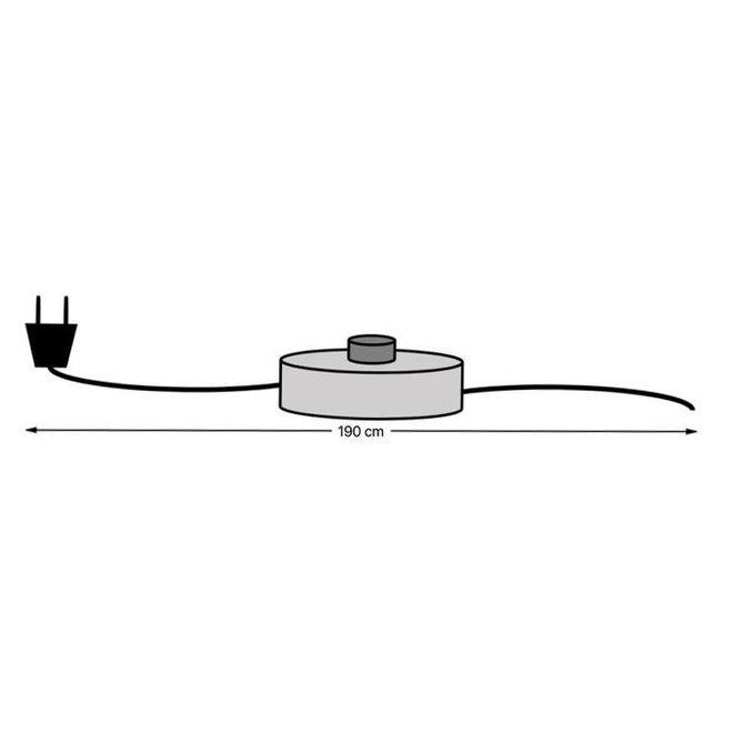 Tafellamp Apollon ø 28cm