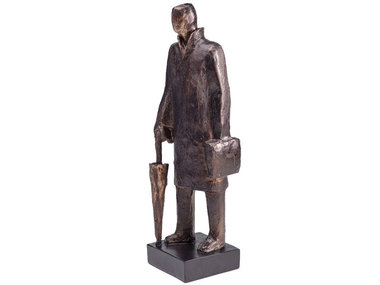 Kare Deco Object Businessman