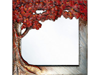 Gilde Metal Mirror Indian Summer 100x100