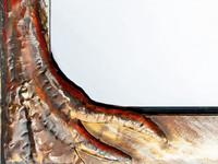 Gilde Gallery Metal Mirror Indian Summer 100x100
