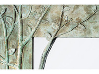 Gilde Gallery Metal Mirror Images of Nature 120x90